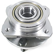 H513122 Front, Driver or Passenger Side Wheel Hub Bearing included - Sold individually