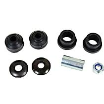 MK3150 Sway Bar Link Bushing - Black, Rubber, Direct Fit, 1-end-link set