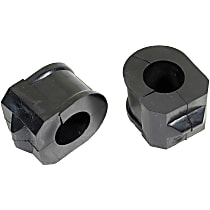 MK5248 Sway Bar Bushing - Rubber, Non-greasable, Direct Fit, Set of 2
