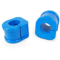 MK6453 Sway Bar Bushing - Thermoplastic, Non-greasable, Direct Fit, Set of 2