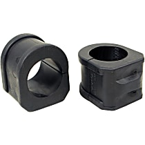 MK6459 Sway Bar Bushing - Rubber, Non-greasable, Direct Fit, Set of 2