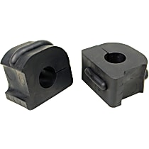 Mevotech MK7137 Sway Bar Bushing - Rubber, Non-greasable, Direct Fit, Set of 2