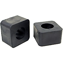 Mevotech MK7220 Sway Bar Bushing - Thermoplastic, Non-greasable, Direct Fit, Set of 2
