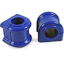 MK7352 Sway Bar Bushing - Rubber, Non-greasable, Direct Fit, Set of 2