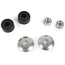 Mevotech MK90128 Sway Bar Link Bushing - Black, Rubber, Direct Fit, 1-end-link set