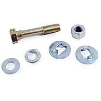 Camber and Alignment Kit - Bolt, Direct Fit Front