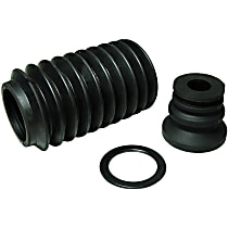 MP63622 Shock and Strut Boot - Black, Strut boot, Direct Fit, Sold individually