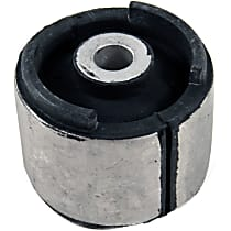 MS10407 Trailing Arm Bushing - Black, Rubber, Direct Fit, Sold individually