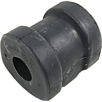 MS10875 Sway Bar Bushing - Rubber, Non-greasable, Direct Fit, Sold individually