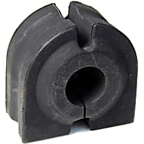 MS10878 Sway Bar Bushing - Rubber, Non-greasable, Direct Fit, Sold individually