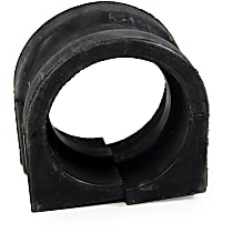 MS10880 Sway Bar Bushing - Rubber, Non-greasable, Direct Fit, Sold individually