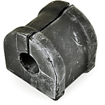 MS10881 Sway Bar Bushing - Rubber, Non-greasable, Direct Fit, Sold individually