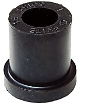 MS25420 Leaf Spring Bushing - Black, Direct Fit, Sold individually