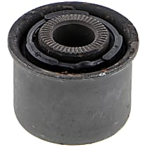 MS25444 Track Rod Bushing - Black, Rubber, Direct Fit