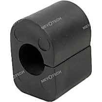 MS504227 Sway Bar Bushing - Rubber, Non-greasable, Direct Fit, Sold individually