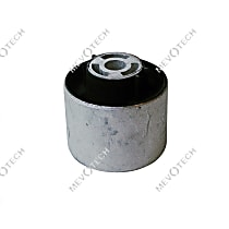 Trailing Arm Bushing - Black, Rubber, Direct Fit, Sold individually