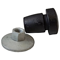 Motorcraft AD-252 Shock Mount Insulator - Direct Fit