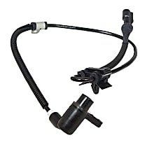 BRAB-107 Front, Passenger Side ABS Speed Sensor - Sold individually