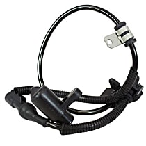BRAB-108 Front, Driver Side ABS Speed Sensor - Sold individually