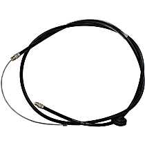 BRCA-136 Parking Brake Cable - Direct Fit, Sold individually