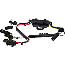 Fuel Injection Wiring Harness - Direct Fit, Assembly