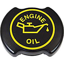 Motorcraft EC-743 Oil Filler Cap - Direct Fit, Sold individually