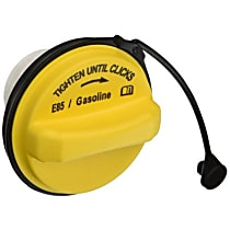 Motorcraft FC-1052 Gas Cap - Yellow, Non-locking, Direct Fit, Sold individually