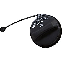 Motorcraft FC-1054 Gas Cap - Black, Non-locking, Direct Fit, Sold individually