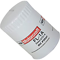 Motorcraft FL-1A Oil Filter - Canister, Direct Fit, Sold individually