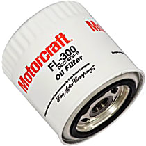 Motorcraft FL-300 Oil Filter - Canister, Direct Fit, Sold individually