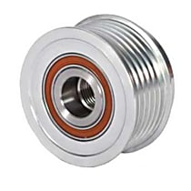 Motorcraft GP-718 Alternator Pulley - Direct Fit, Sold individually