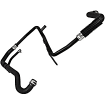 KM-4720 Coolant Reservoir Hose - Direct Fit, Sold individually