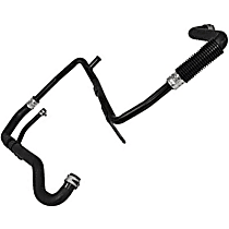 Coolant Reservoir Hose - Direct Fit, Sold individually