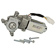 Motorcraft MM-1090 Sunroof Motor - Direct Fit, Sold individually