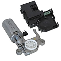 Motorcraft MM-996 Sunroof Motor - Direct Fit, Sold individually