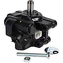 STP-175RM Power Steering Pump - Without Pulley, Without Reservoir