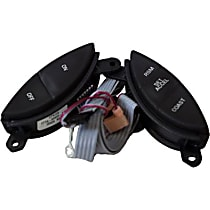 Motorcraft SW-5919 Cruise Control Switch - Direct Fit, Sold individually