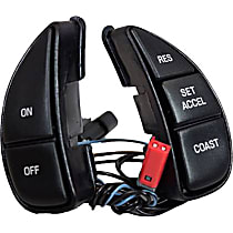 Motorcraft SW-5924 Cruise Control Switch - Direct Fit, Sold individually