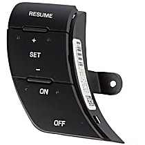 Motorcraft SW-6165 Cruise Control Switch - Direct Fit, Sold individually