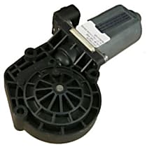 WLM-106-RM Rear, Driver Side Window Motor, Remanufactured