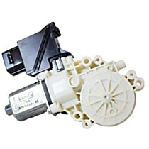 WLM-223 Front, Driver Side Window Motor, Remanufactured