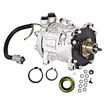 YC-146 A/C Compressor Sold individually Without clutch