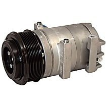 YCC257 A/C Compressor Sold individually With clutch