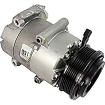 YCC-445 A/C Compressor Sold individually With clutch