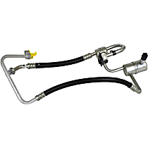 A/C Hose - Direct Fit, Assembly