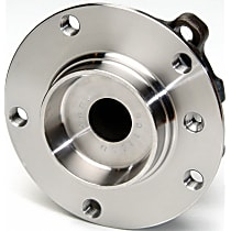 513172 Front Driver or Passenger Side Wheel Hub With Ball Bearing - Sold individually