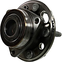 Wheel Hub With Ball Bearing - Sold individually Rear Driver or Passenger Side