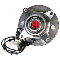 Wheel Hub With Ball Bearing - Sold individually Front, Driver or Passenger Side