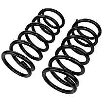 81589 Rear Coil Springs, Set of 2