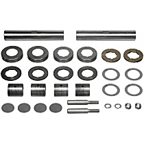 Moog 8343B King Pin Bolt Set - Direct Fit, Kit